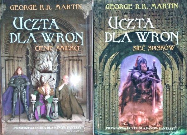 George Martin • Uczta dla wron [komplet]