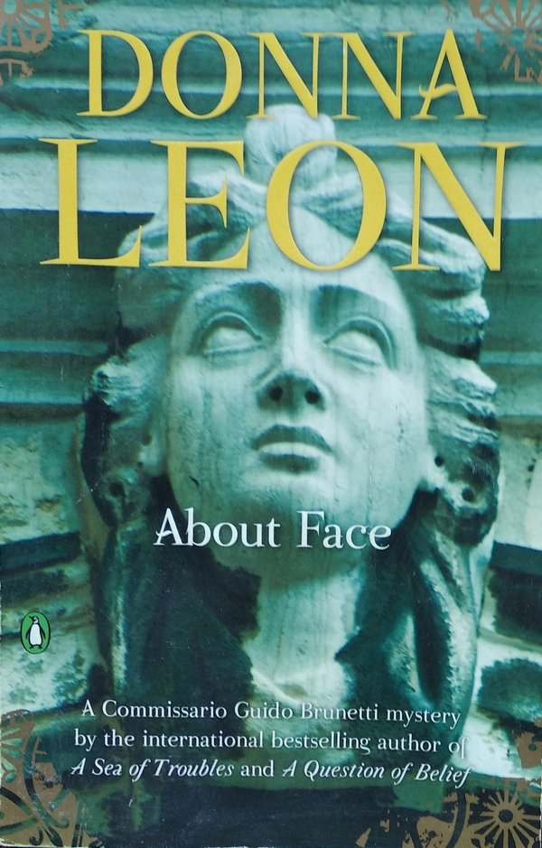 Donna Leon • About Face
