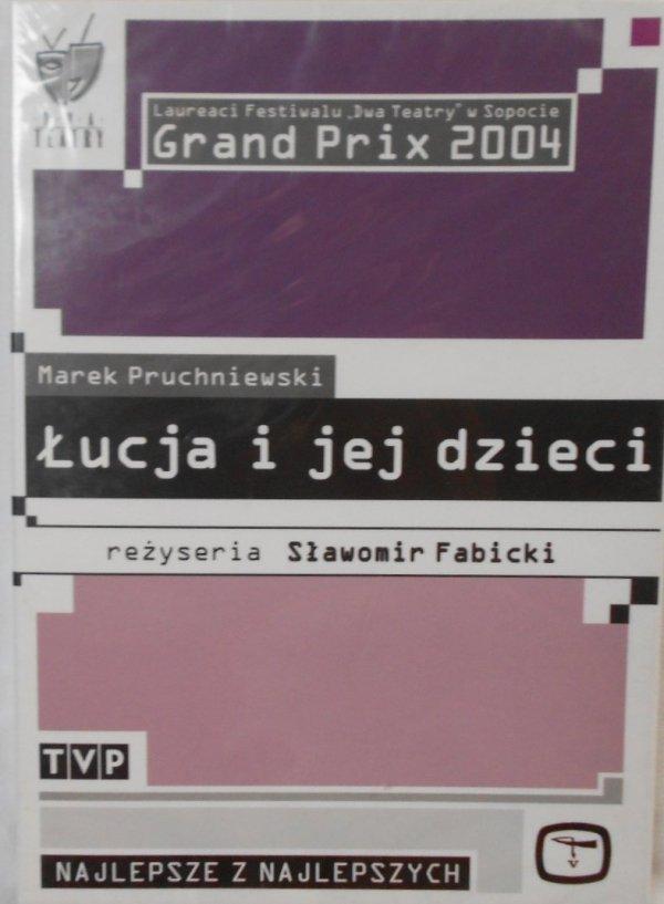 Sławomir Fabicki • Łucja i jej dzieci • DVD