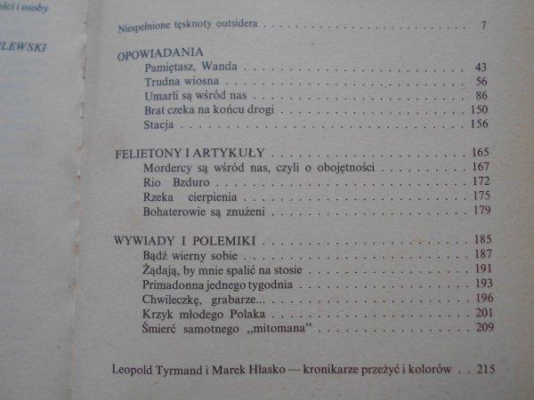 opracowanie Piotr Wasilewski • Hłasko nieznany