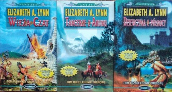 Elizabeth Lynn • Kroniki Tornoru [komplet]