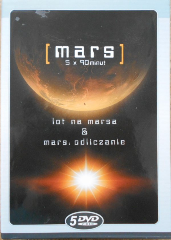 George Mihalka • Lot na Marsa & Mars: Odliczanie • 5DVD