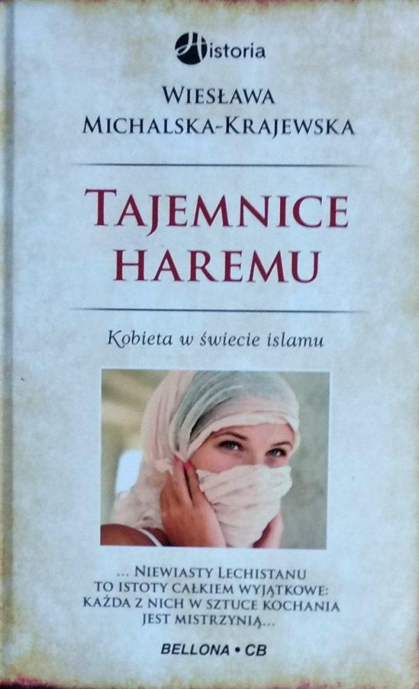 Wiesława Michalska Krajewska • Tajemnice haremu