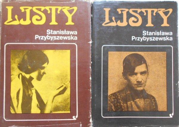 Stanisława Przybyszewska • Listy