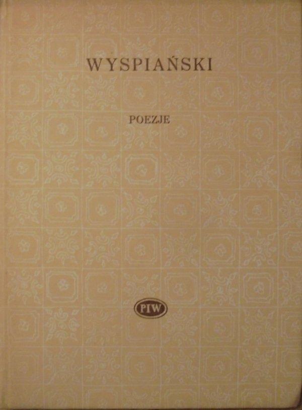 Stanisław Wyspiański • Poezje [Biblioteka Poetów]