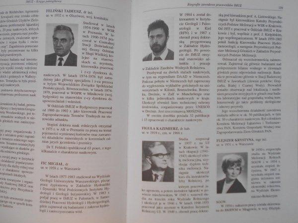 Instytut melioracji i użytków zielonych 1953 - 1995 • Księga pamiątkowa