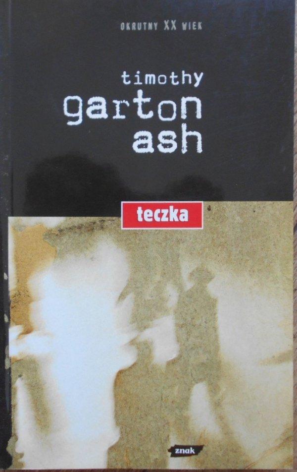 Timothy Garton Ash • Teczka