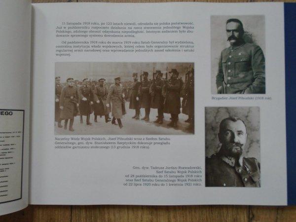 Sztab Generalny Wojska Polskiego 1918-2016