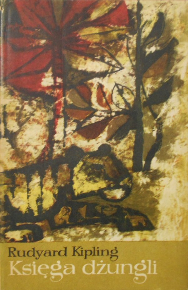 Rudyard Kipling • Księga dżungli. Druga księga dżungli [Ewa Frysztak Witowska] [Nobel 1907]