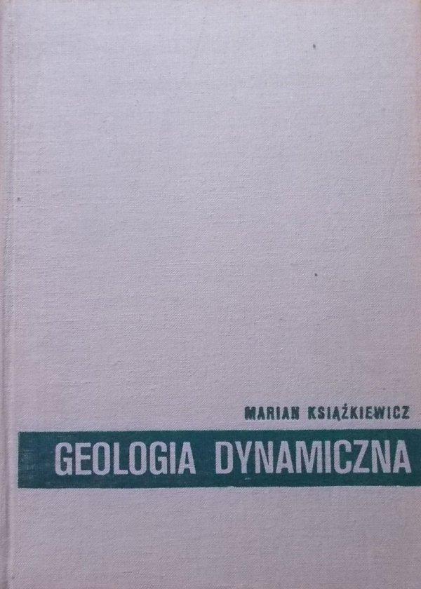 Marian Książkiewicz • Geologia dynamiczna