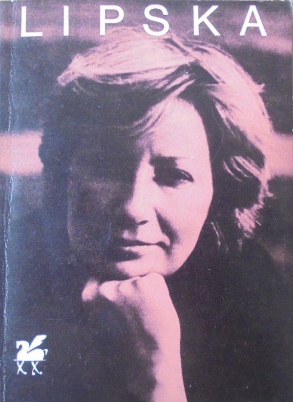 Ewa Lipska • Poezje wybrane [dedykacja autorki]