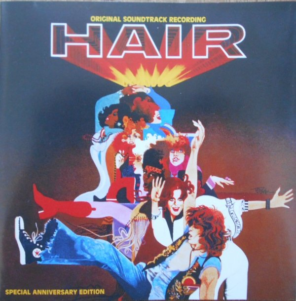Hair • Original Soundtrack Recording [Special Anniversary Edition] • CD