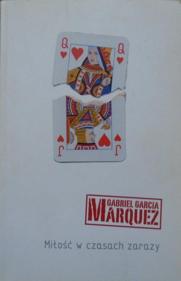 Gabriel Garcia Marquez • Miłość w czasach zarazy [Nobel 1982]