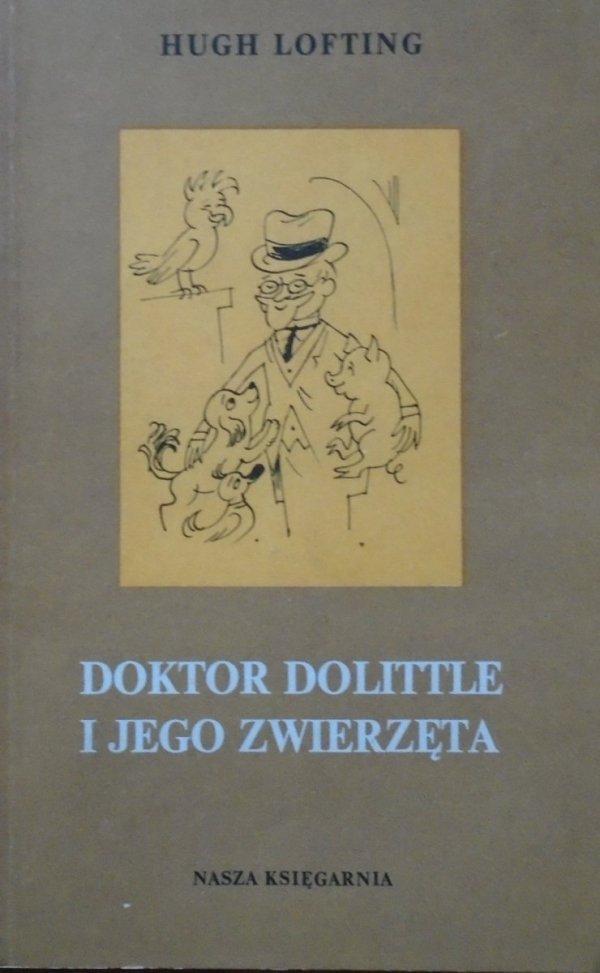 Hugh Lofting • Doktor Dolittle i jego zwierzęta