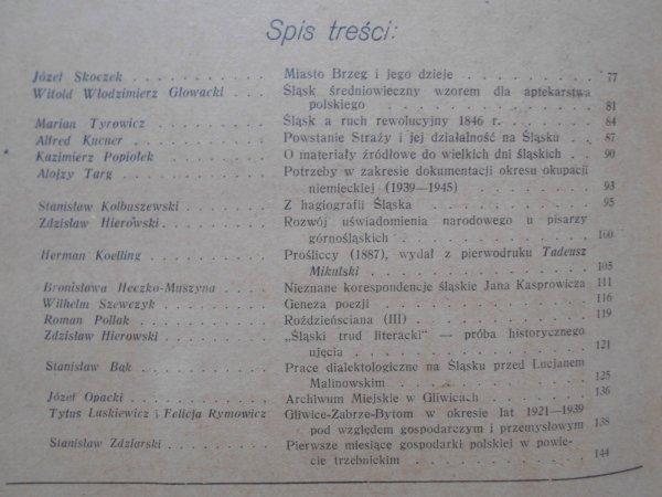 Zaranie Śląskie 1945 - 1946