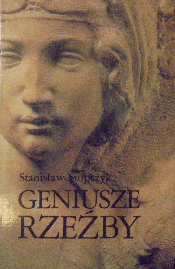 Stanisław Stopczyk • Geniusze rzeźby