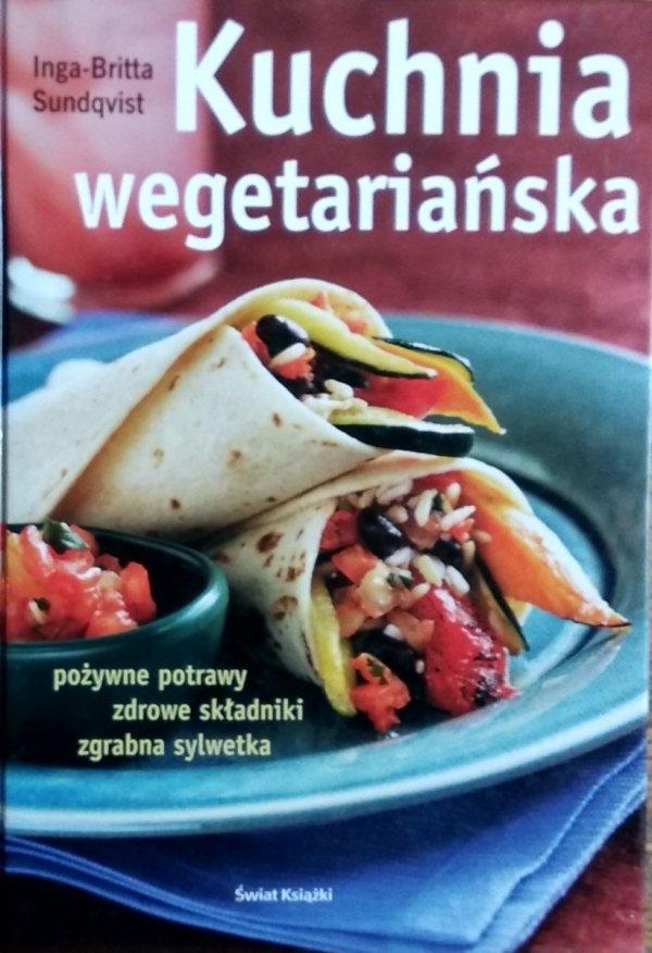 Inga Britta Sundqvist • Kuchnia wegetariańska