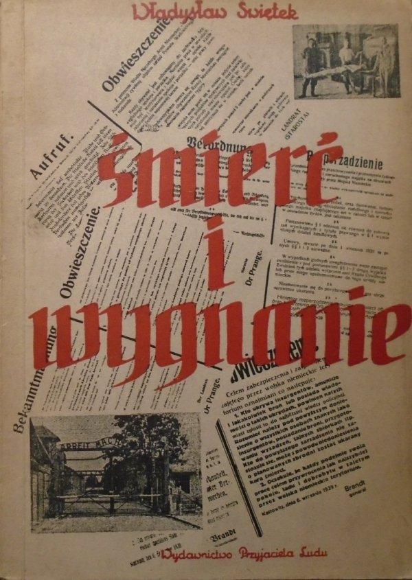 Władysław Świętek • Śmierć i wygnanie czyli wojenny pamiętnik sołtysa wierszem
