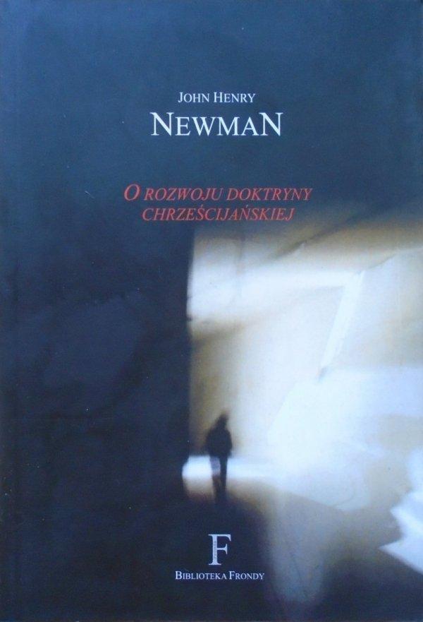 John Henry Newman • O rozwoju doktryny chrześcijańskiej