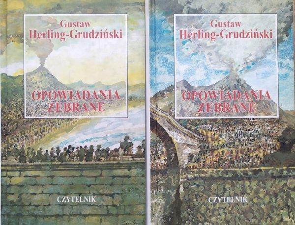 Gustaw Herling-Grudziński Opowiadania zebrane [Jan Lebenstein]