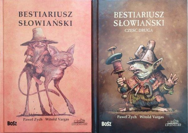 Paweł Zych, Witold Vargas Bestiariusz słowiański tom 1 i 2