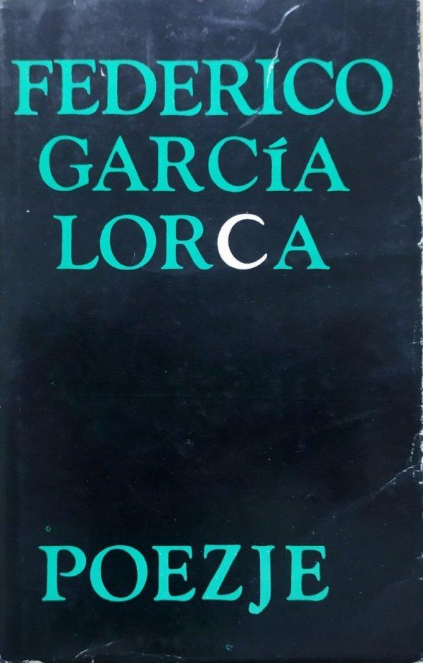 Federico Garcia Lorca Poezje