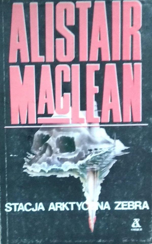 Alistair MacLean • Stacja arktyczna Zebra