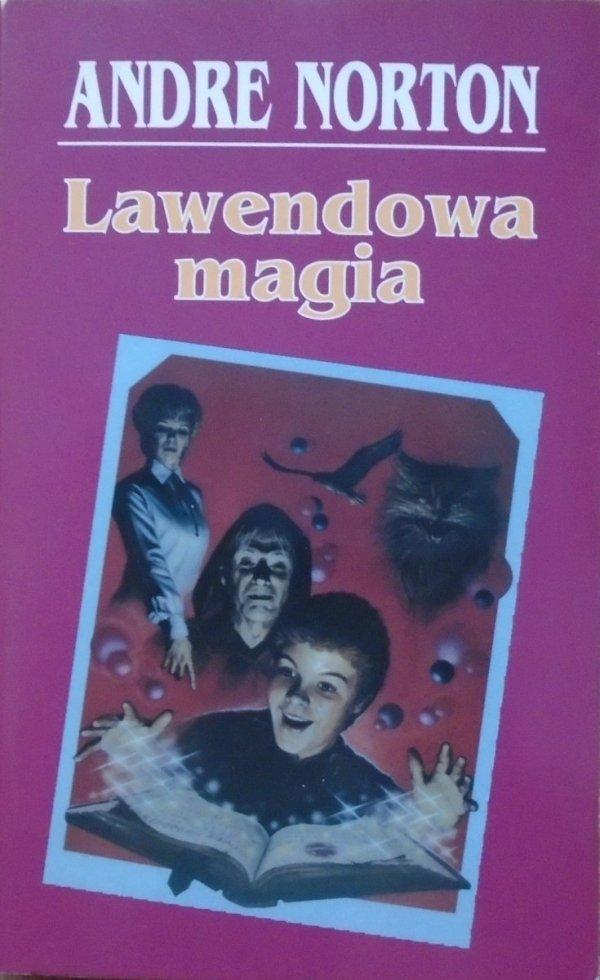 Andre Norton • Lawendowa magia