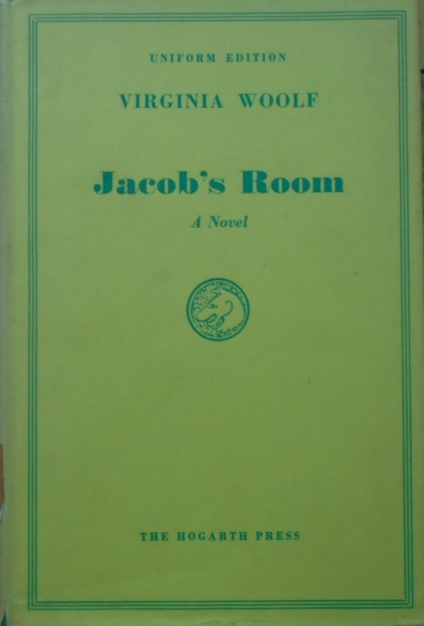 Virginia Woolf • Jacob's Room