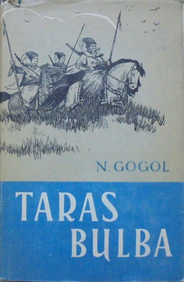 Mikołaj Gogol • Taras Bulba [po hiszpańsku]