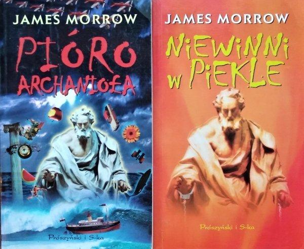 James Morrow • Pióro archanioła Niewinni w piekle