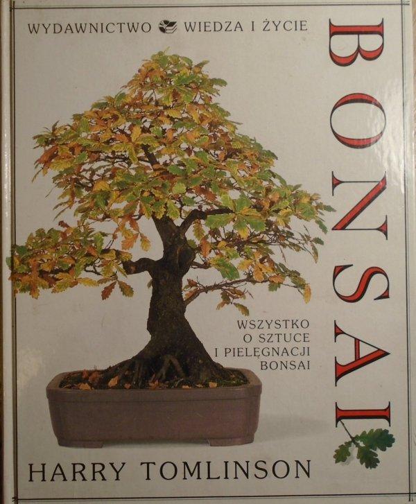 Harry Tomlinson • Bonsai