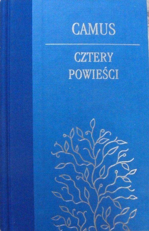 Albert Camus • Cztery powieści [zdobiona oprawa] [Nobel 1957]