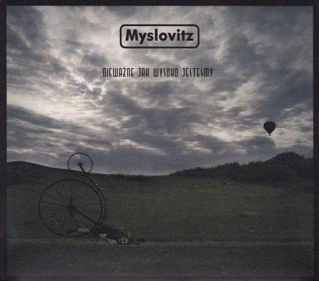 Myslovitz • Nieważne jak wysoko jesteśmy • CD