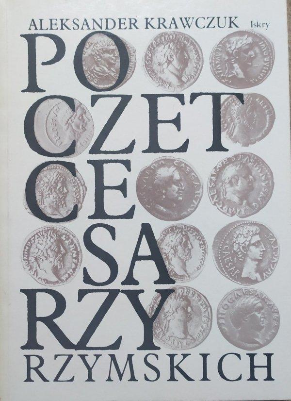 Aleksander Krawczuk Poczet cesarzy rzymskich. Pryncypat