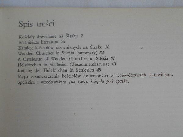 Józef Matuszczak • Kościoły drewniane na Śląsku