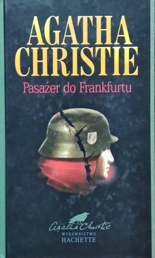 Agata Christie • Pasażer do Frankfurtu
