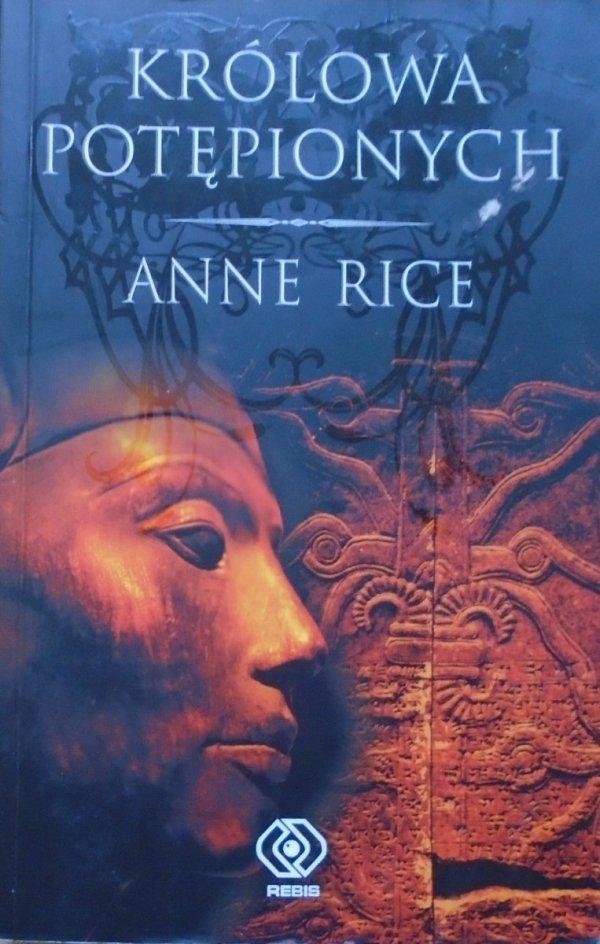 Anne Rice • Królowa potępionych