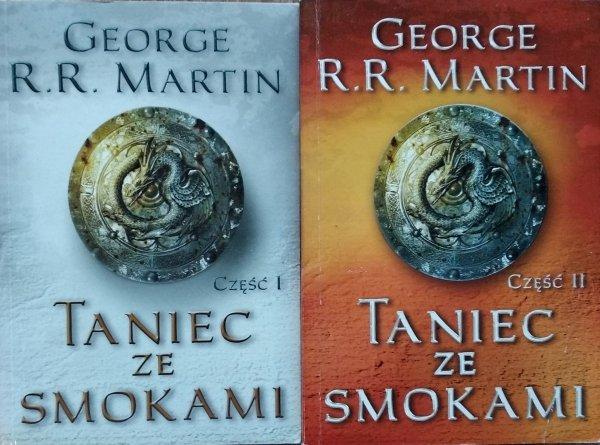 George Martin • Taniec ze smokami [komplet]