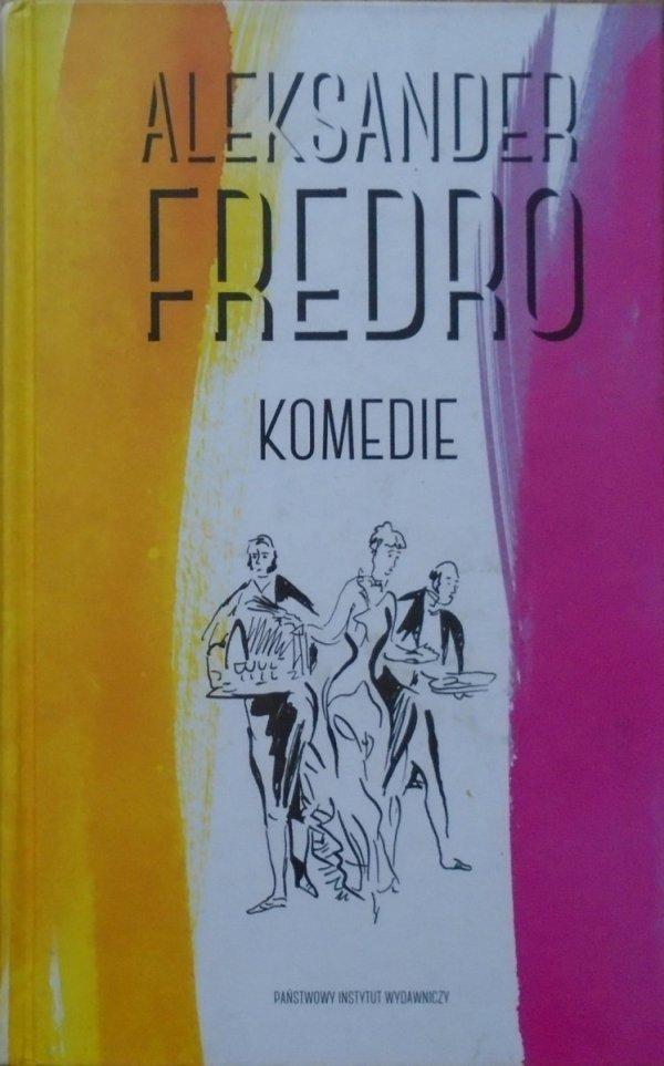 Aleksander Fredro • Komedie