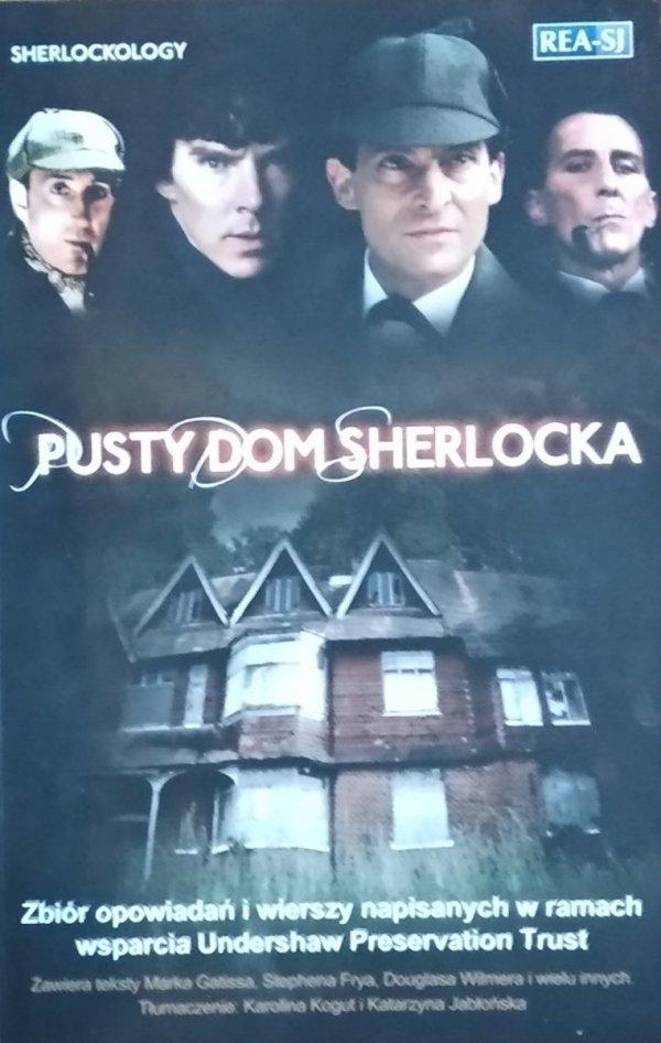 Steve Emecz • Pusty dom Sherlocka