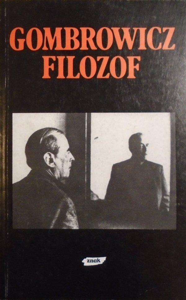 antologia • Gombrowicz - filozof