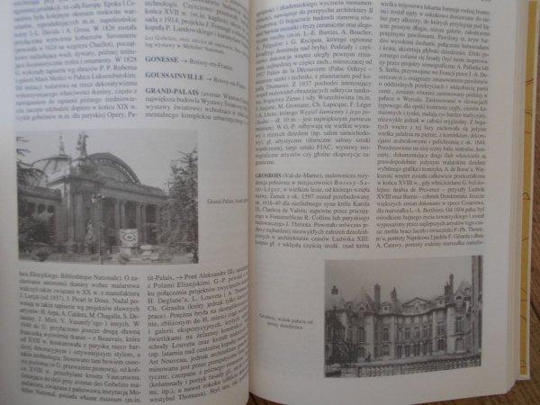 Jolanta Chrzanowska-Pieńkos, Andrzej Pieńkos • Słownik artystyczny Paryża i regionu Ile-de-France