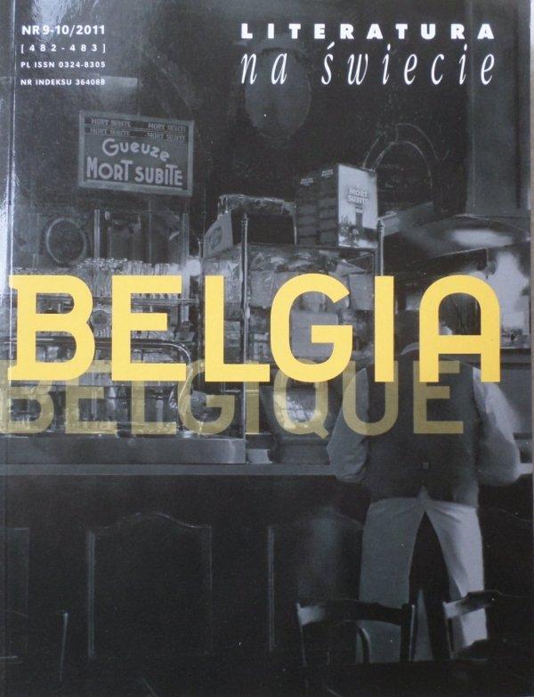 Literatura na świecie 9-10/2011 • Belgia