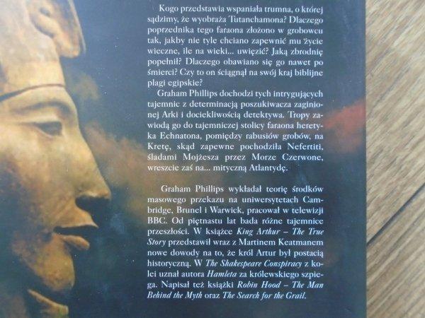 Graham Phillips • Dopust boży. Mojżesz, Tutanchamon i mit o Atlantydzie