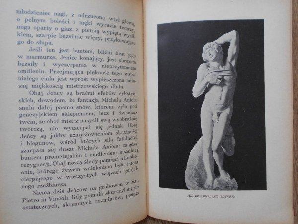 Leopold Staff • Michał Anioł