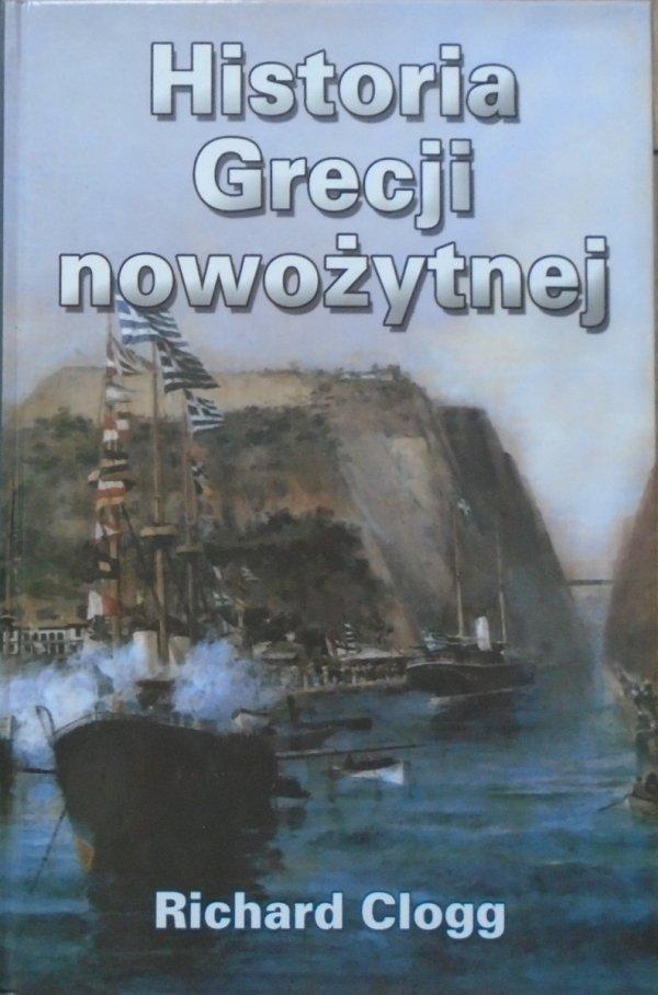 Richard Clogg • Historia Grecji nowożytnej