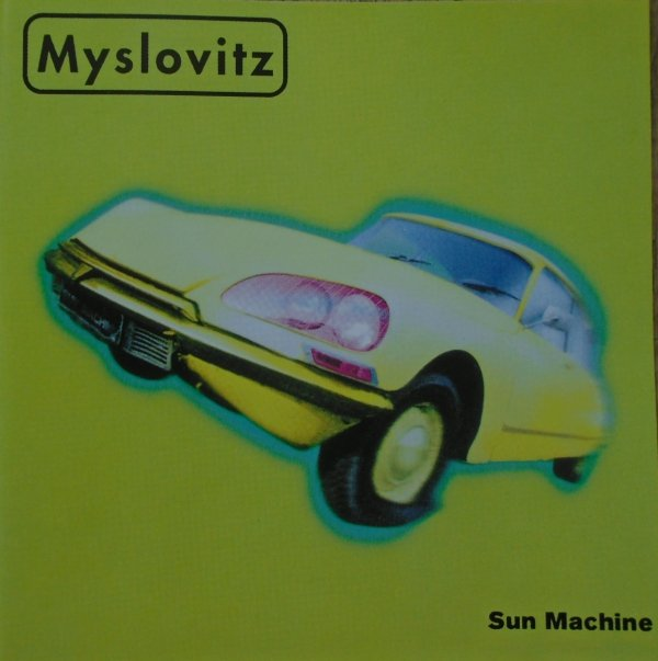 Myslovitz • Sun Machine • CD