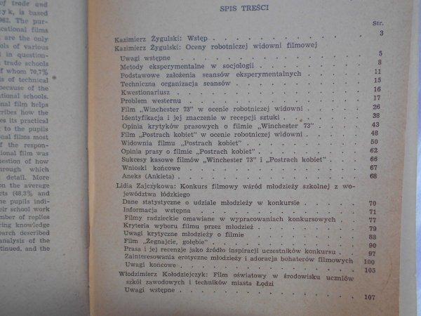 Kazimierz Żygulski • Studia nad filmem