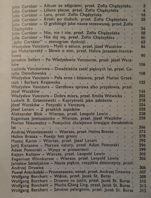 Literatura na świecie 9/1975 • Julio Cortazar